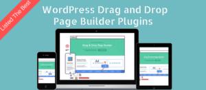 5 Best Wordpress Drag and Drop Page Builders