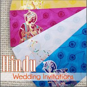 hindu Weding Card
