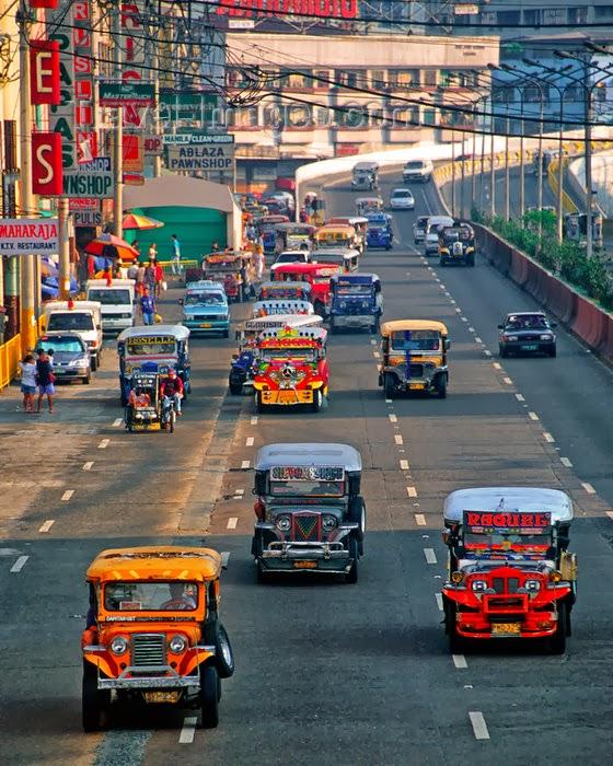Philipines Road